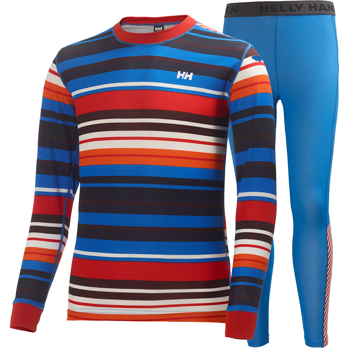 Helly Hansen Active Flow Long Underwear Set  Boys