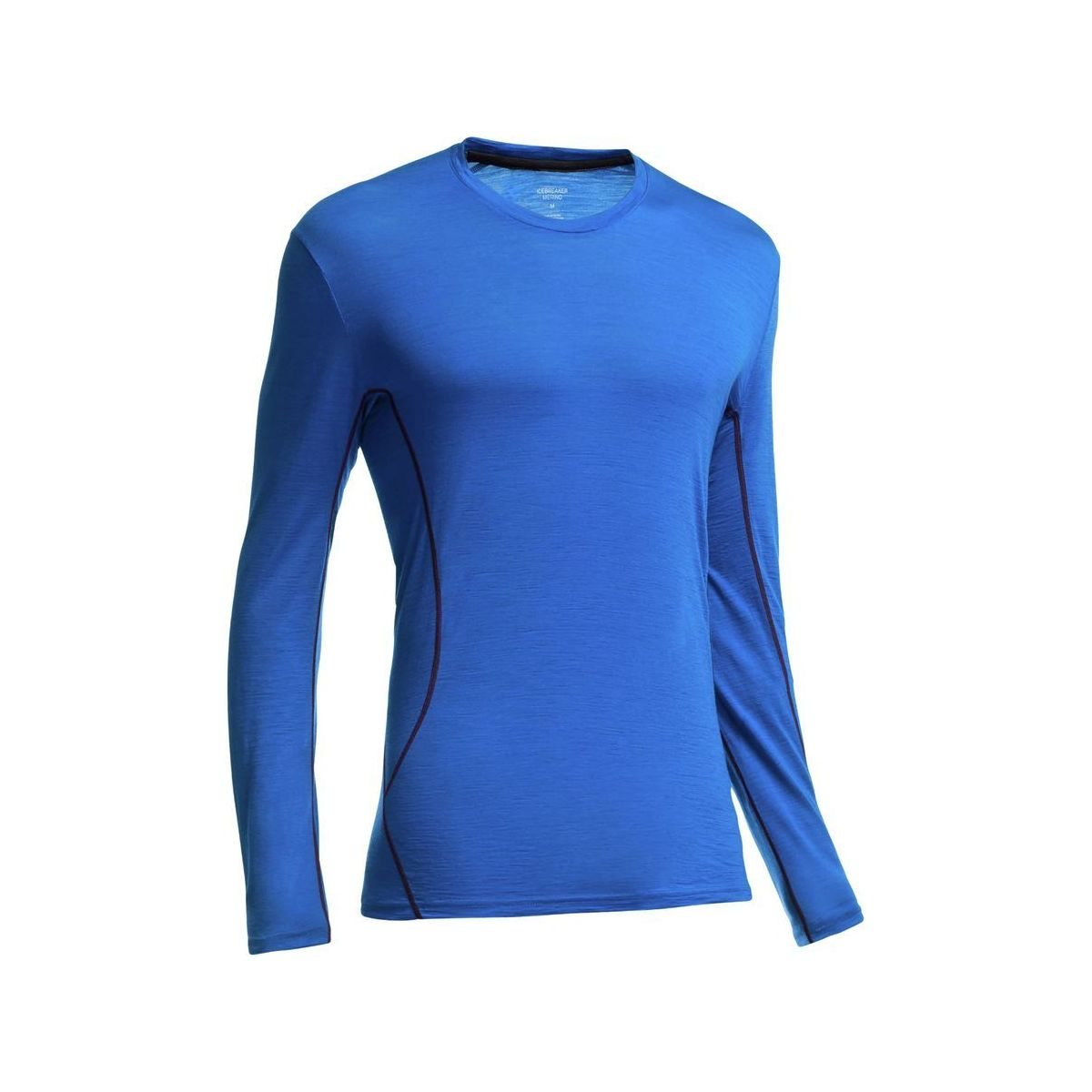 Icebreaker Aero Crew  Long Sleeve  Mens Awesome Carbon XL