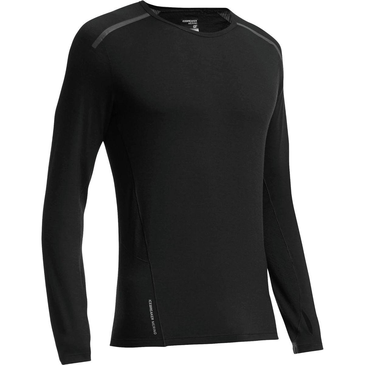 Icebreaker Comet Crew Shirt - Long-Sleeve - Men
