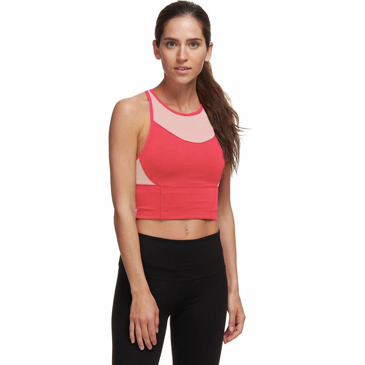 Meld Zone Long Sport Bra - Women