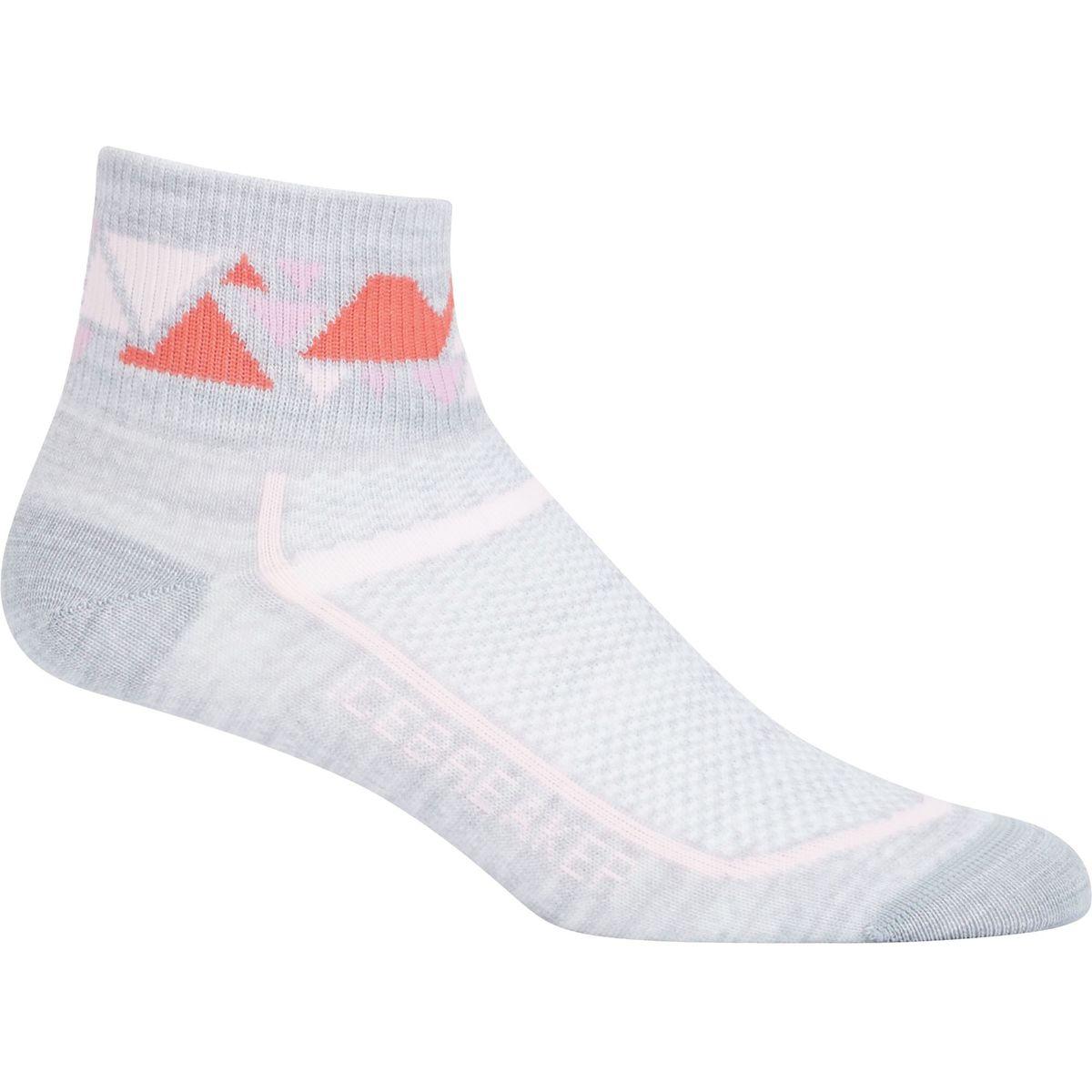 Icebreaker Multisport Ultralite Mini Sock - Women