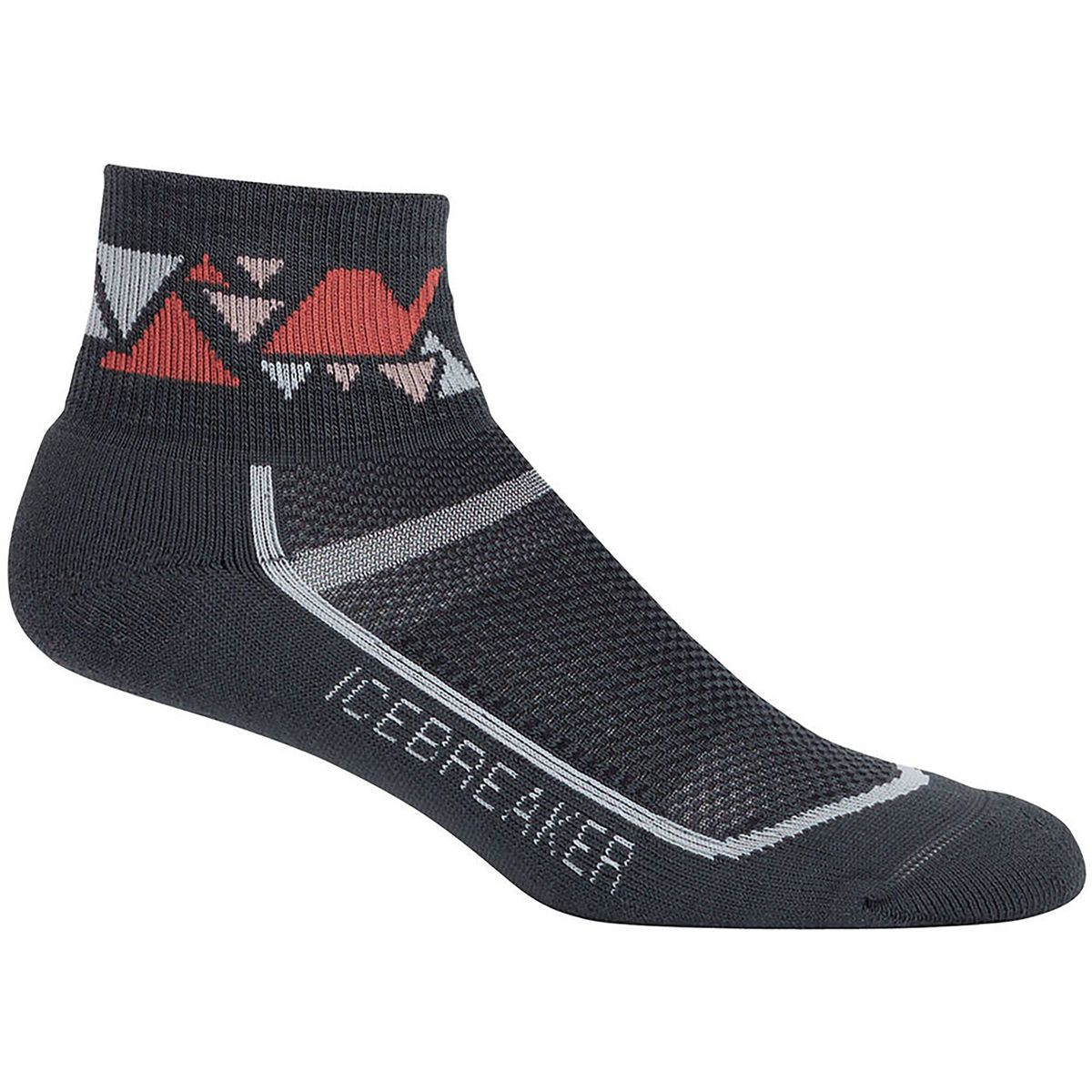 Icebreaker Multisport Cushion Mini Sock - Women