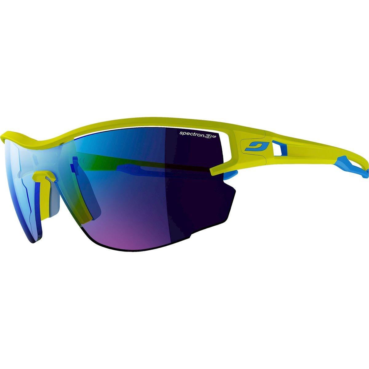 Julbo Aero Sunglasses  Spectron 3 CF Green Blue Spectron 3 CF One Size