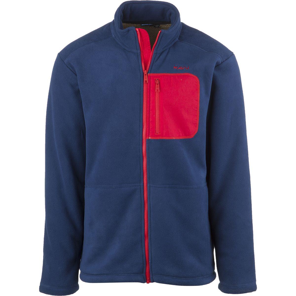 Kavu Baker Fleece Jacket - Men