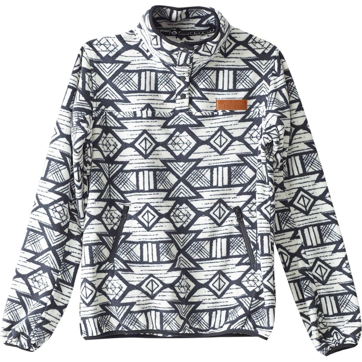 Kavu Cavanaugh Fleece Jacket - Women