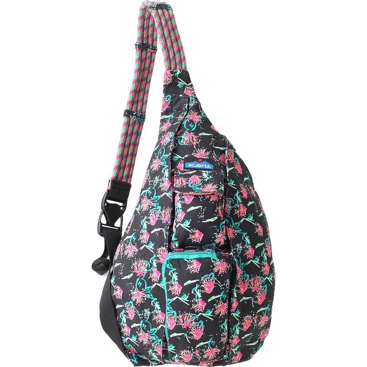 KAVU Rope Bag Purse - Women's Sparklers, One Size KAV0305-SPA-ONESIZ