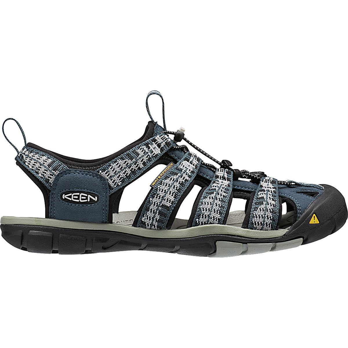 58b4ee1a8584 KEEN Clearwater CNX Sandal Mens Midnight NavyVapor 120