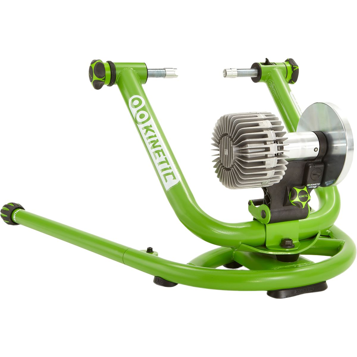 Kinetic Fluid Trainer Rock N Roll Smart with InRide Sensor Green One Size