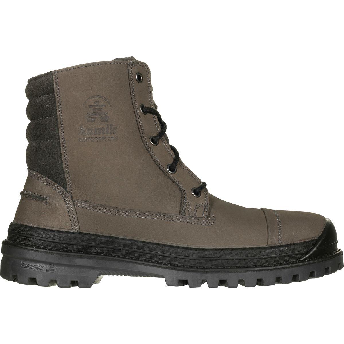 Gentleman/Lady Kamik Griffon Winter Boot a - Men's fashion Has a Boot long reputation Personalization trend ff28bd