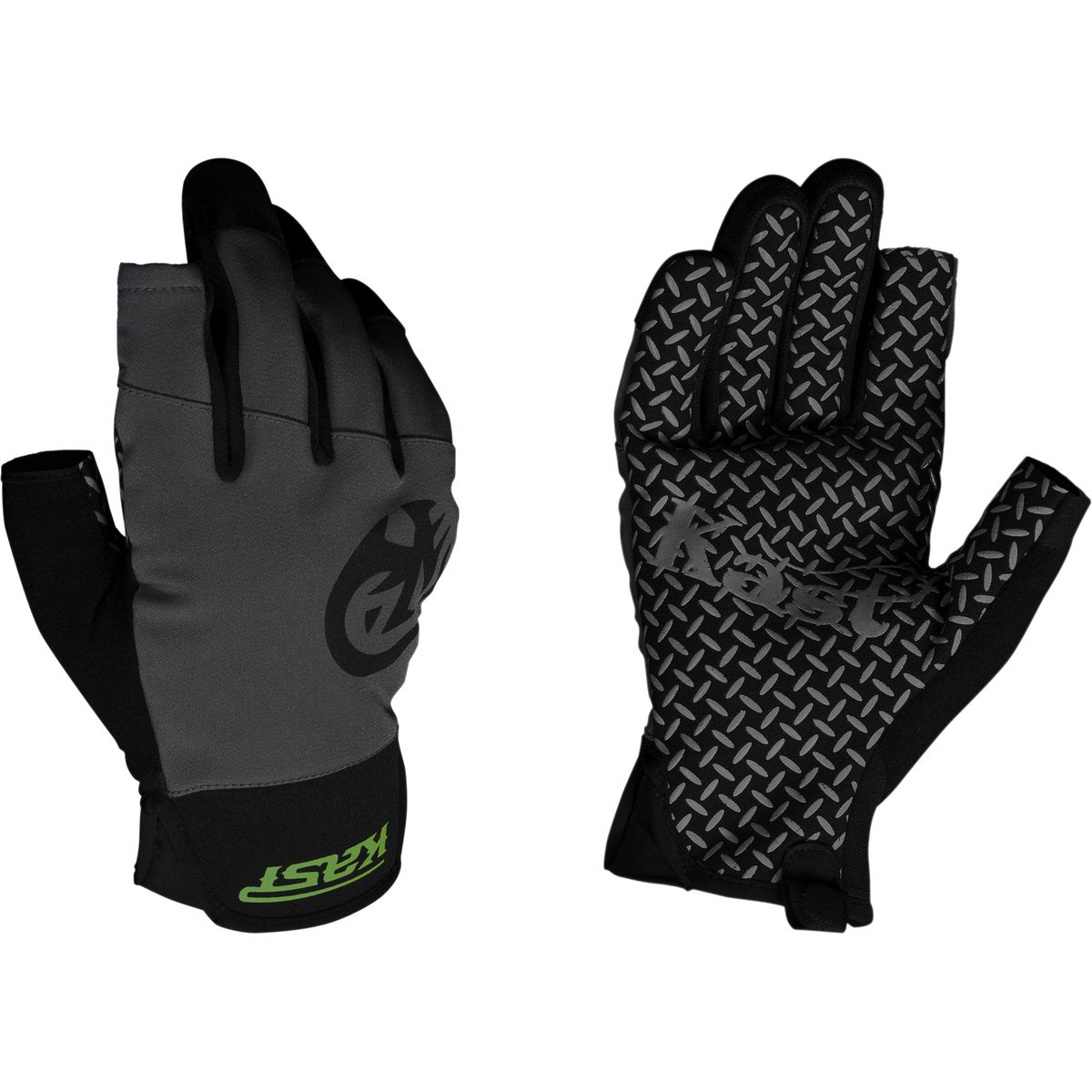 Kast Gear Raptor Trigger Glove Slate Grey Black L