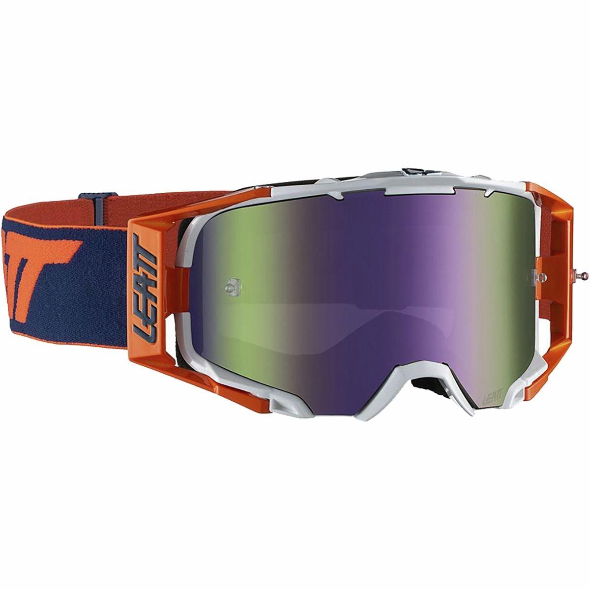 Details about  /Leatt Velocity 6.5 Iriz Goggles
