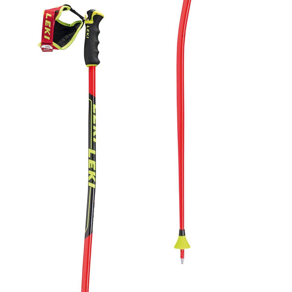 LEKI Worldcup Racing Racing Racing GS Ski Poles f5fc94