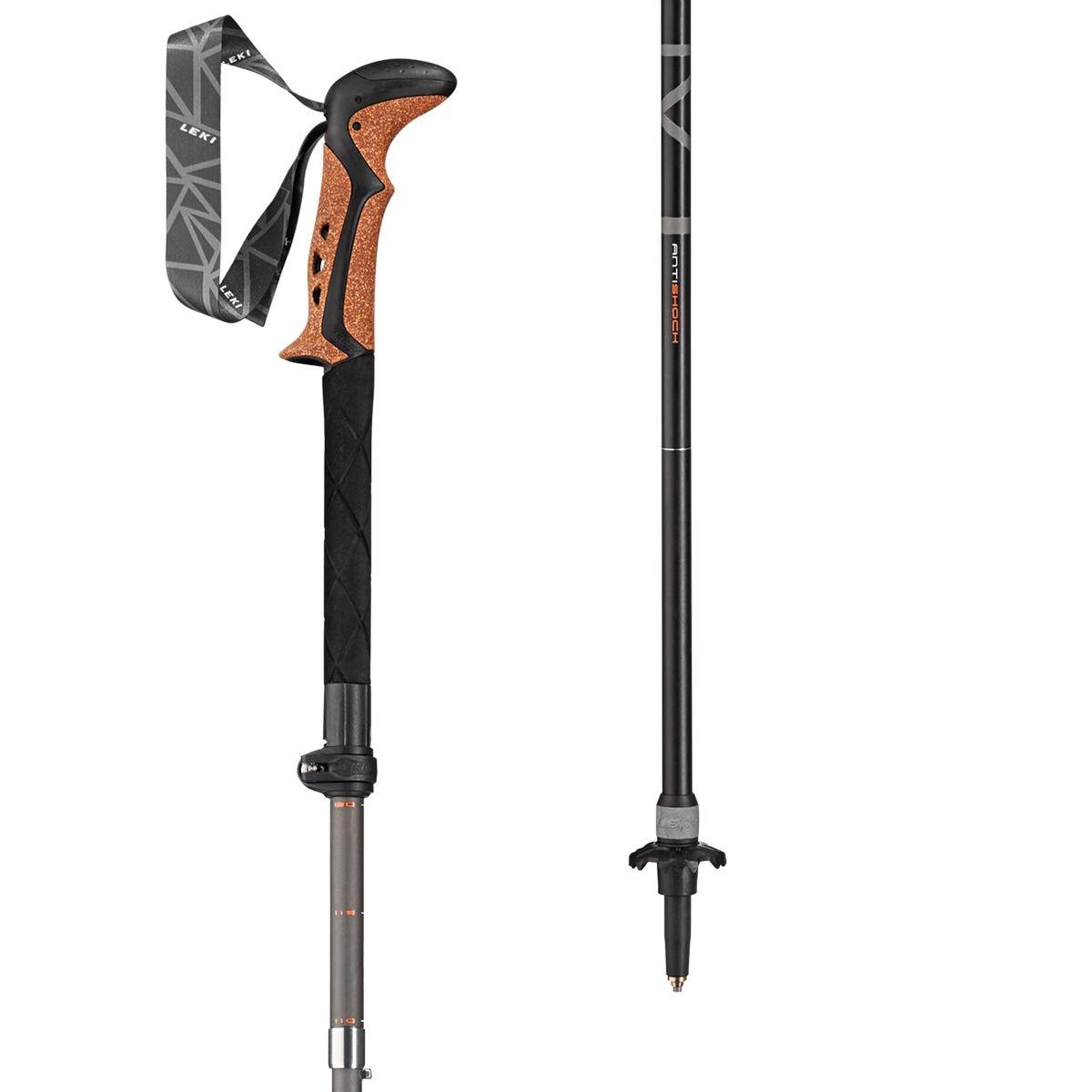 LEKI Micro Vario Cor-Tec TA Trekking Poles One Color, 110-130cm