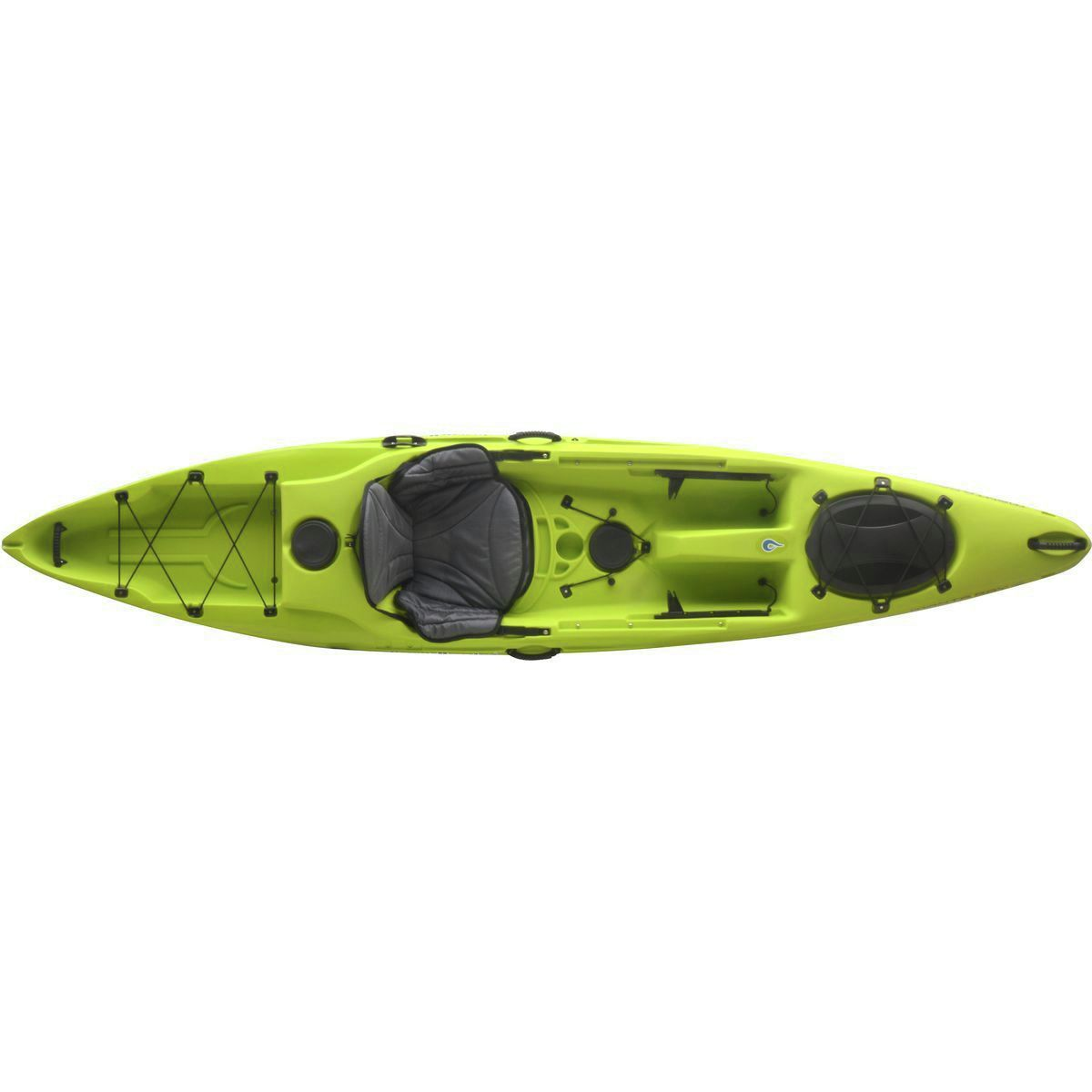 Liquidlogic Kayaks Manta Ray 12 Kayak  Sit On Top Green One Size