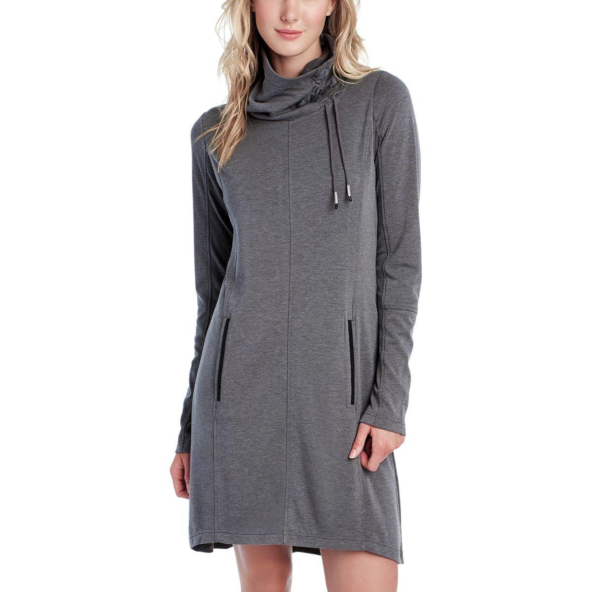 Lole Call Me Dress - Loleng-Sleeve - Women