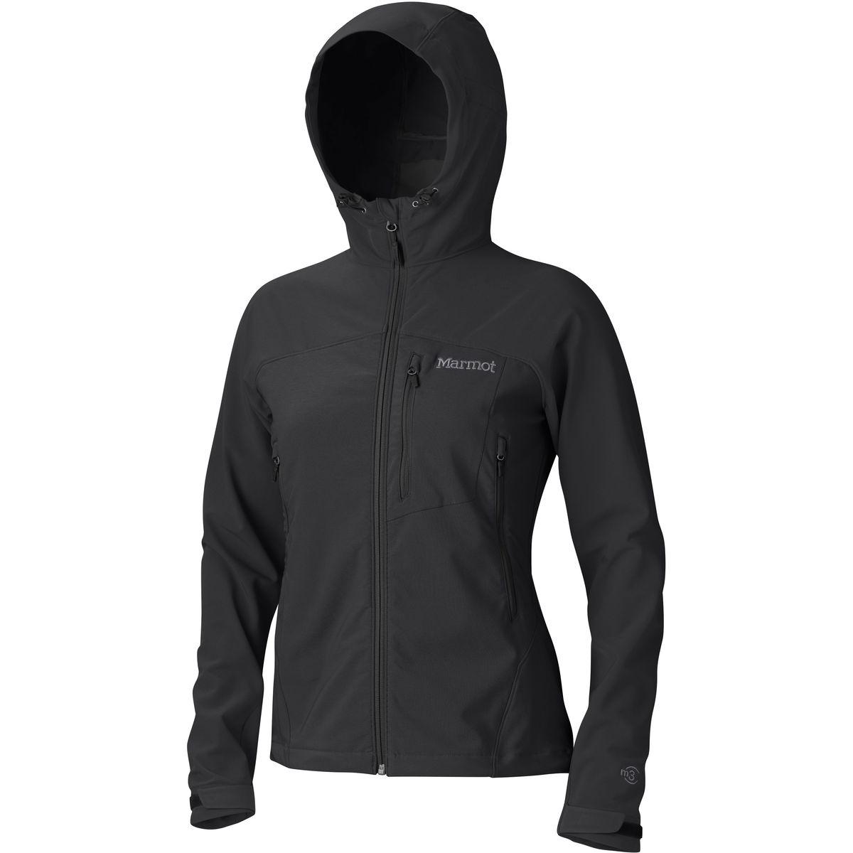 Marmot Estes Hooded Softshell Jacket - Women