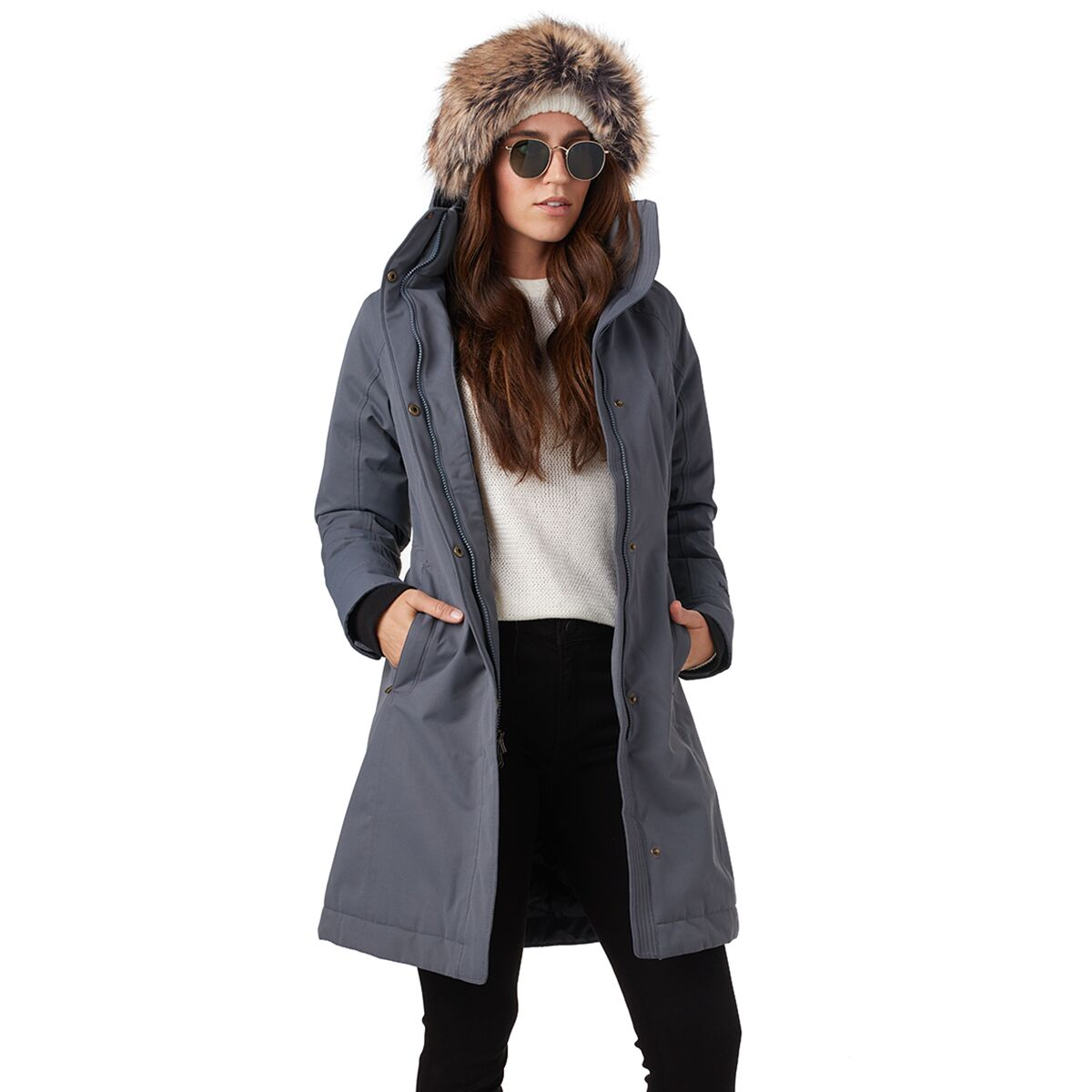 Chelsea Down Coat - Women