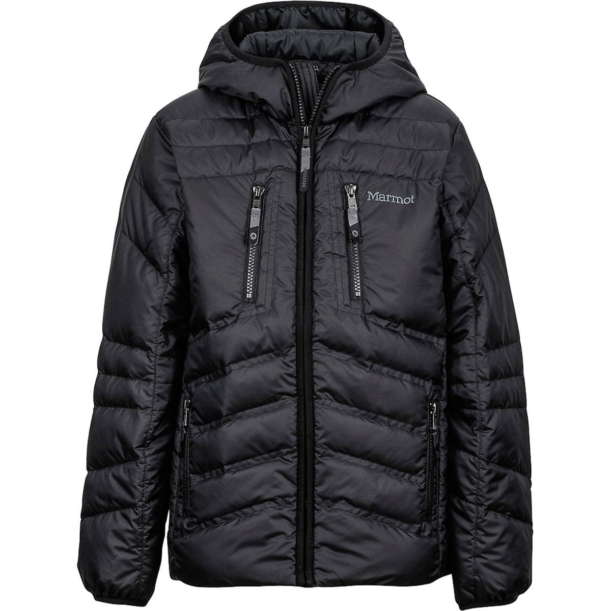Marmot Hangtime Down Hooded Jacket - Boys