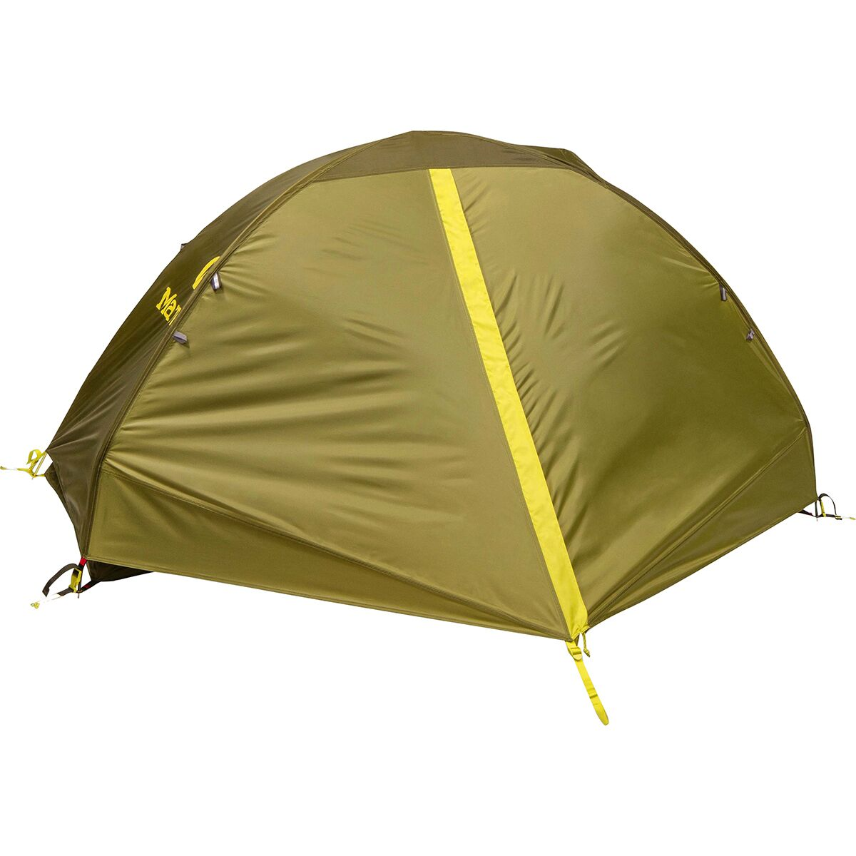 Marmot Tungsten Tent: 1-Person 3-Season Green Shadow/Moss, One Size