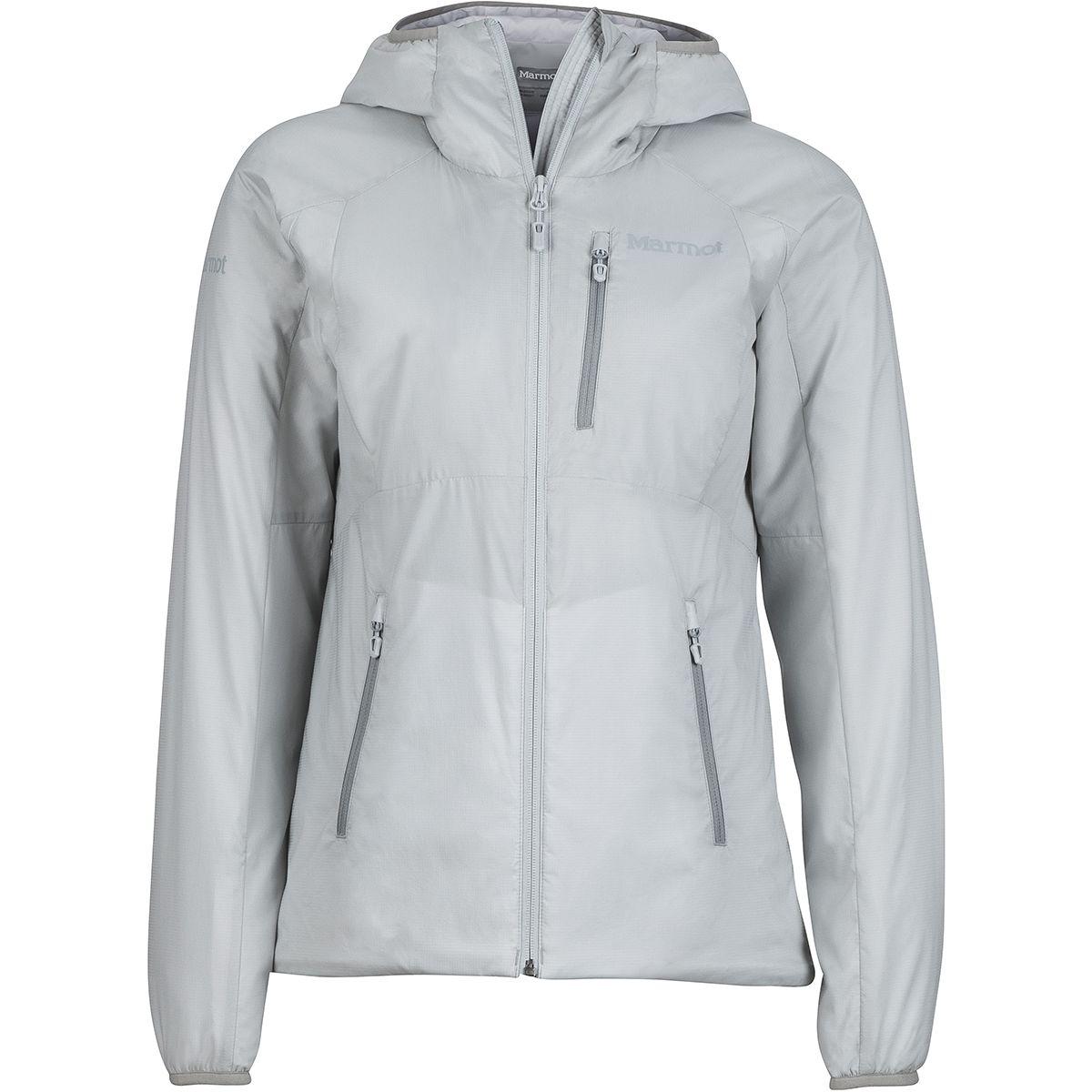 Marmot Novus Hooded Jacket - Bright Steel