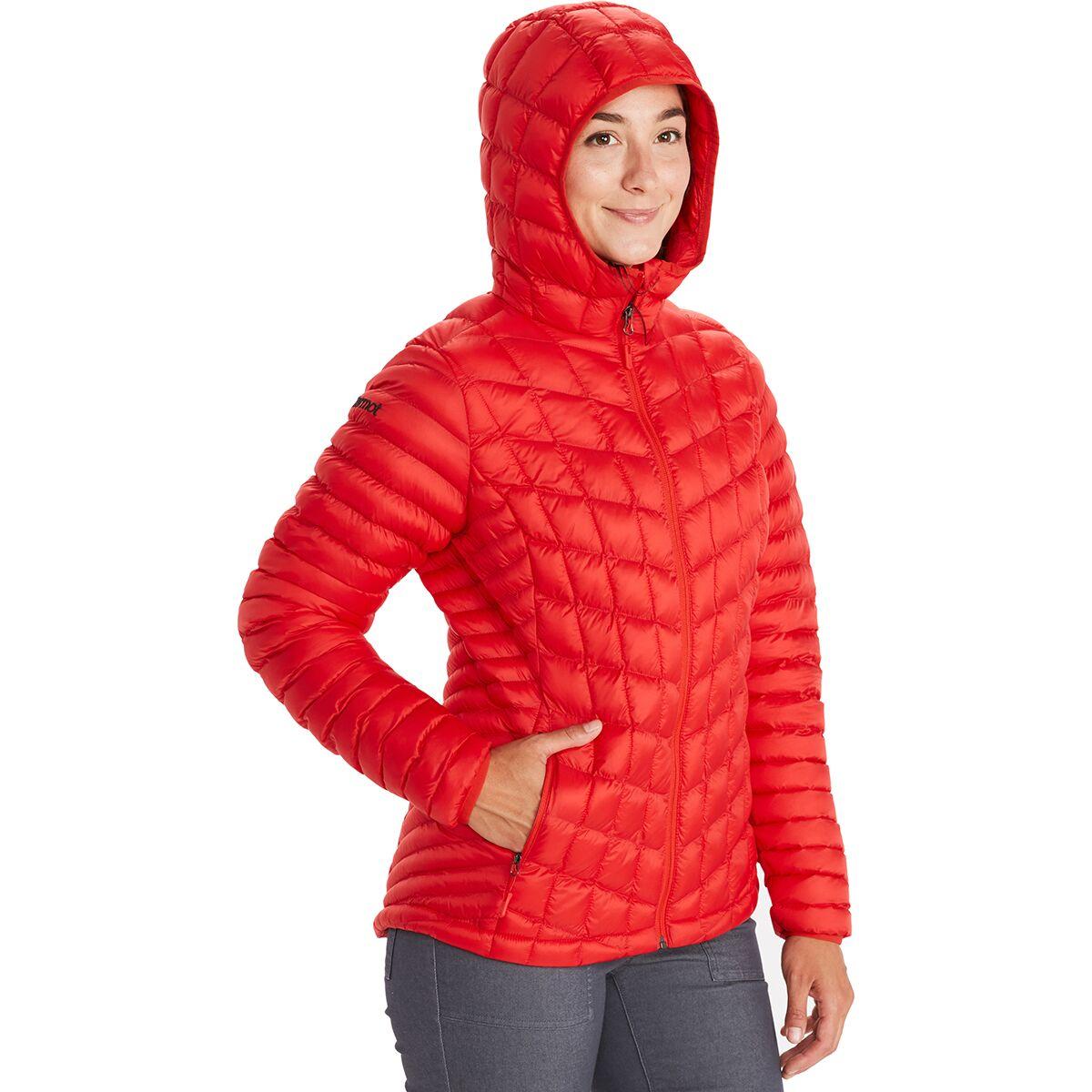Featherless Hooded Insulated Jacket - Women