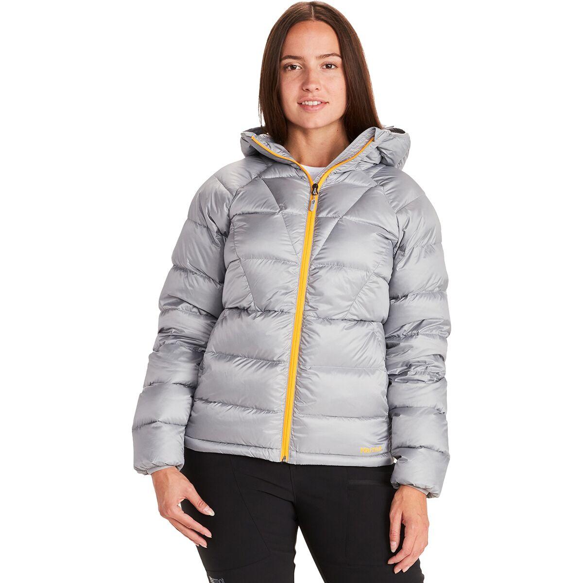 Hype Down Hooded Jacket - Women