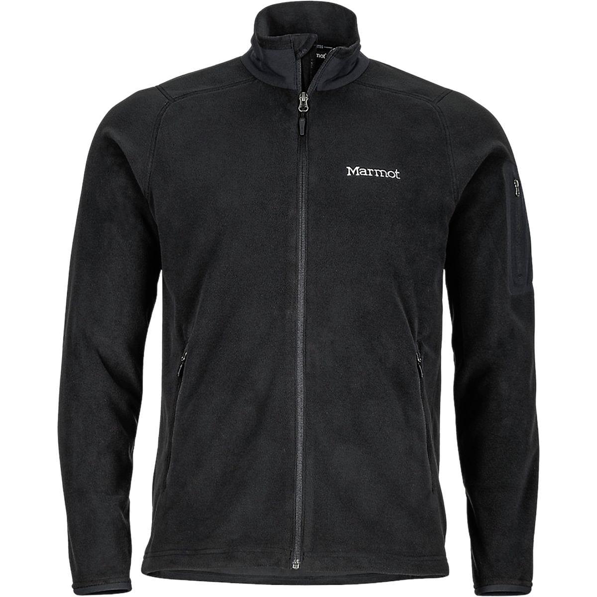 Marmot Reactor Fleece Jacket - Black