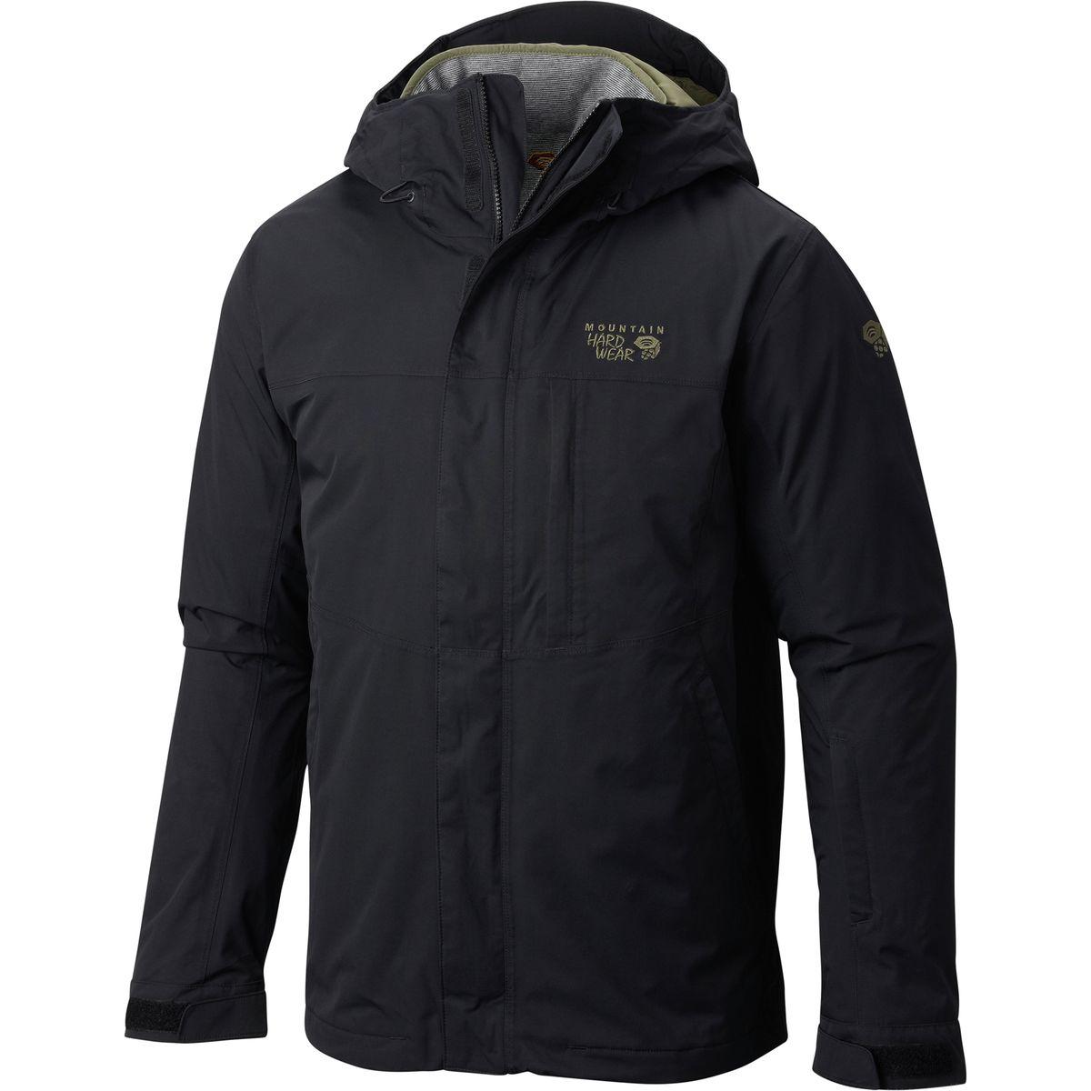 Mountain Hardwear Binx Ridge Quadfecta 3-In-1 Jacket - Men