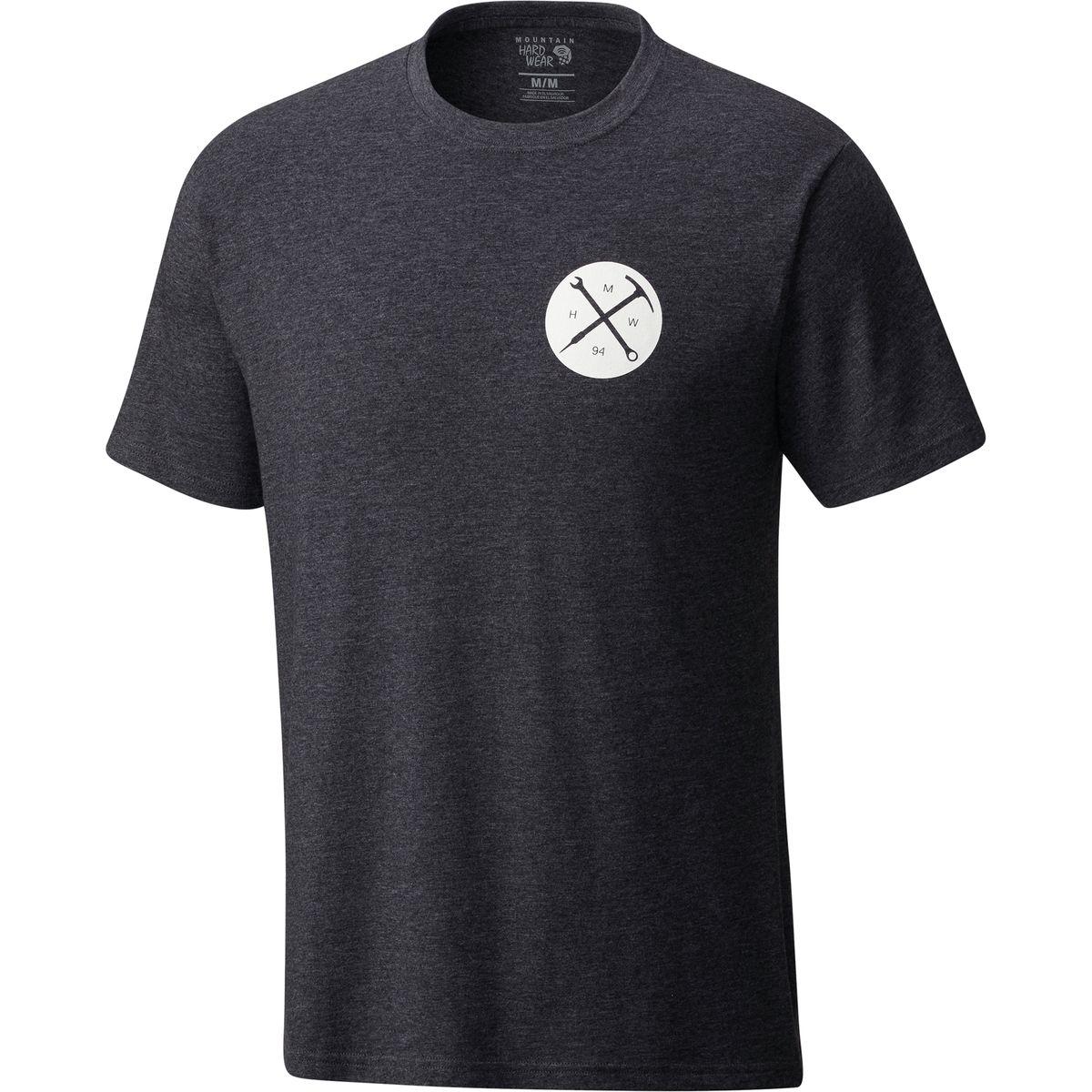 Mountain Hardwear MTN Mechanic Crest Short-Sleeve T-Shirt - Men