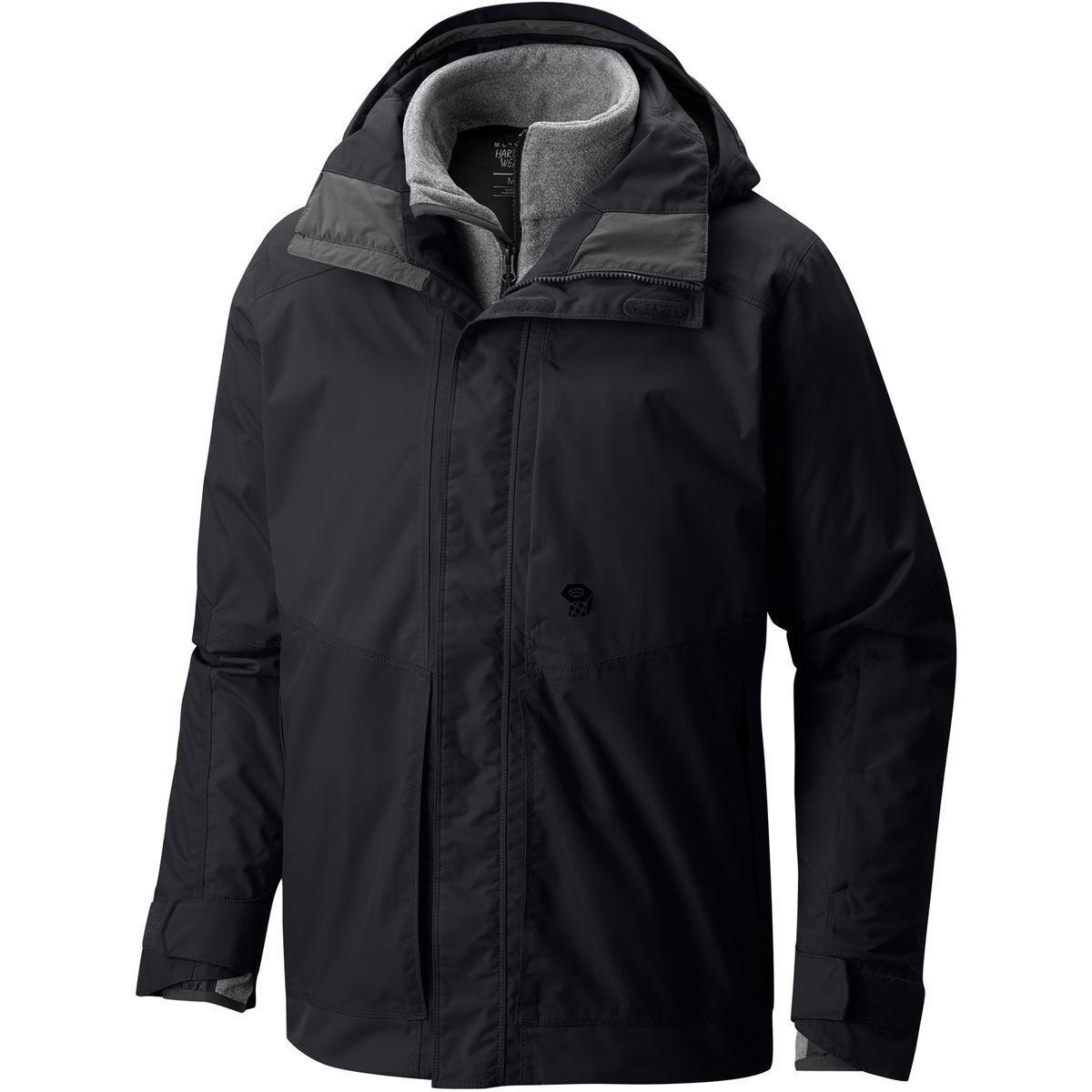 Mountain Hardwear Killswitch Composite 3-in1 Insulated Jacket - Men