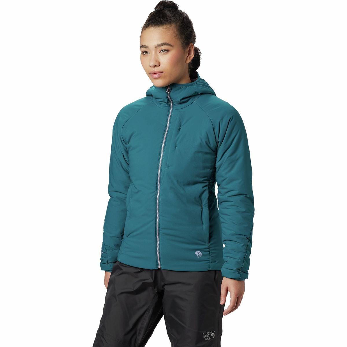 Kor Strata Hooded Jacket - Women