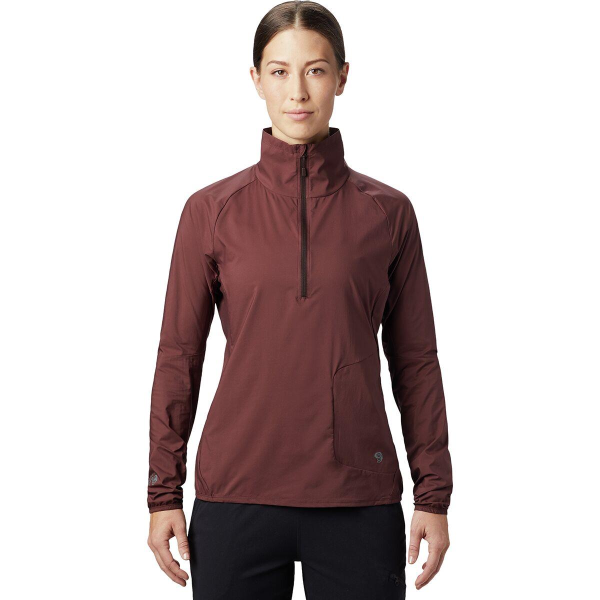 Kor Preshell Pullover Jacket - Women