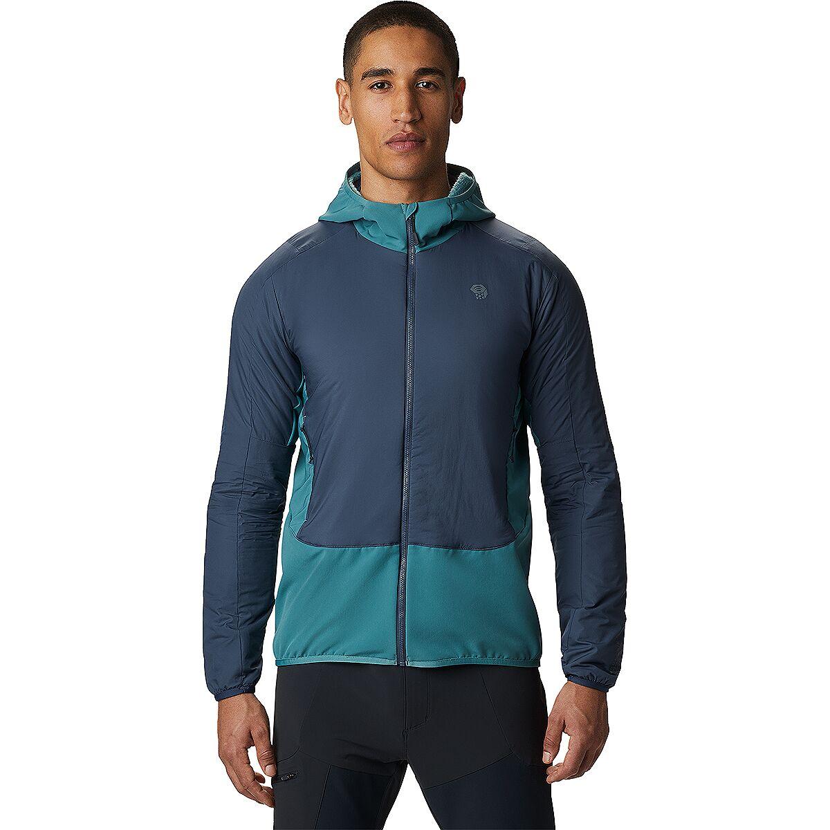 Kor Strata Climb Hooded Jacket - Men