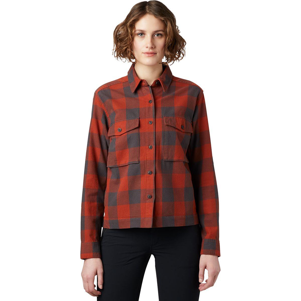 Moiry Shirt Jacket - Women