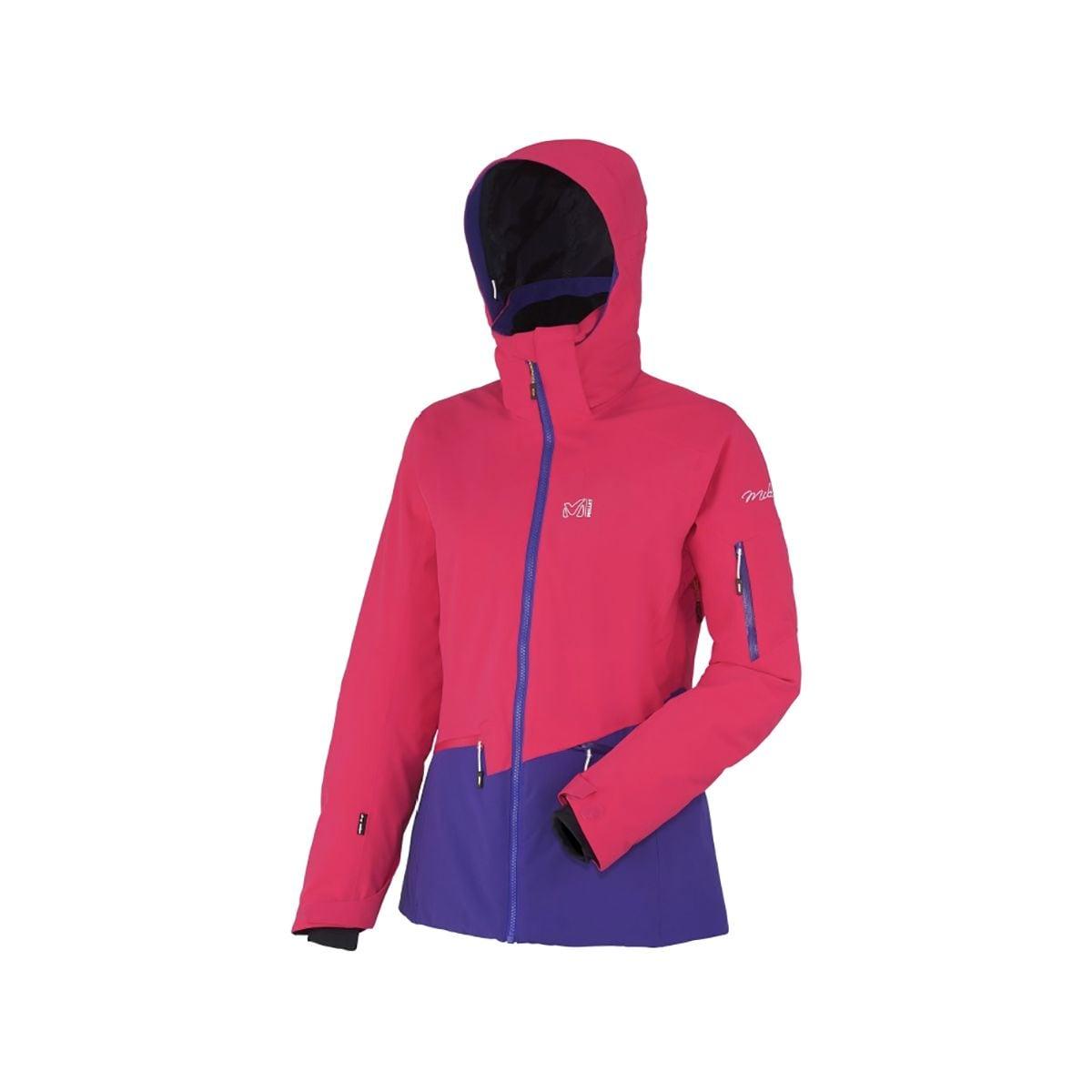 Millet Alakshak Stretch Jacket  Womens Azalea Purple Blue L