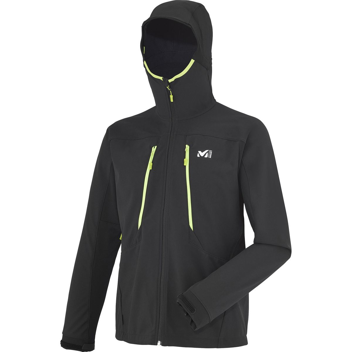 Millet Touring Shield Hooded Softshell Jacket - Men