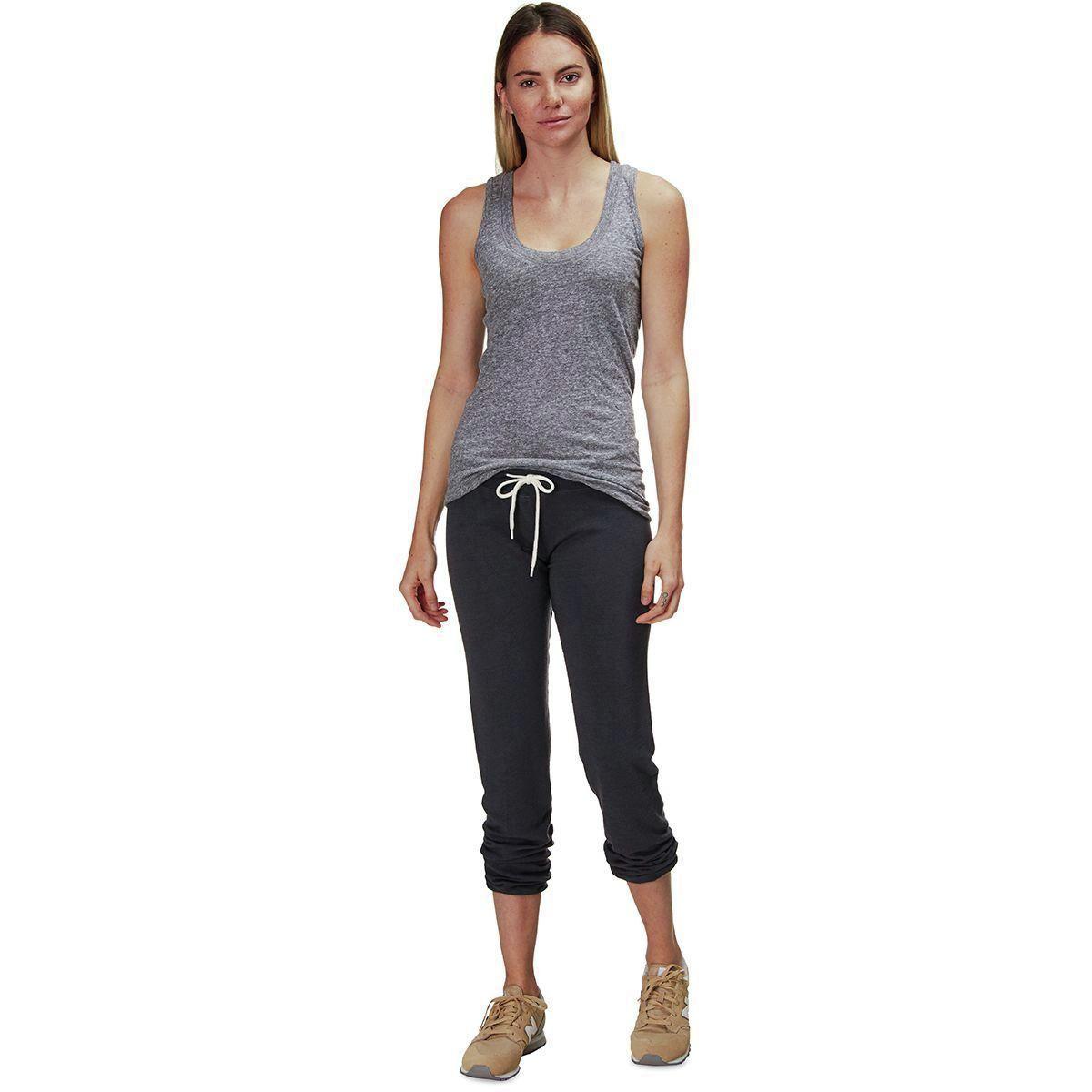 Women/'s Monrow Super Soft Vintage Sweat Pant