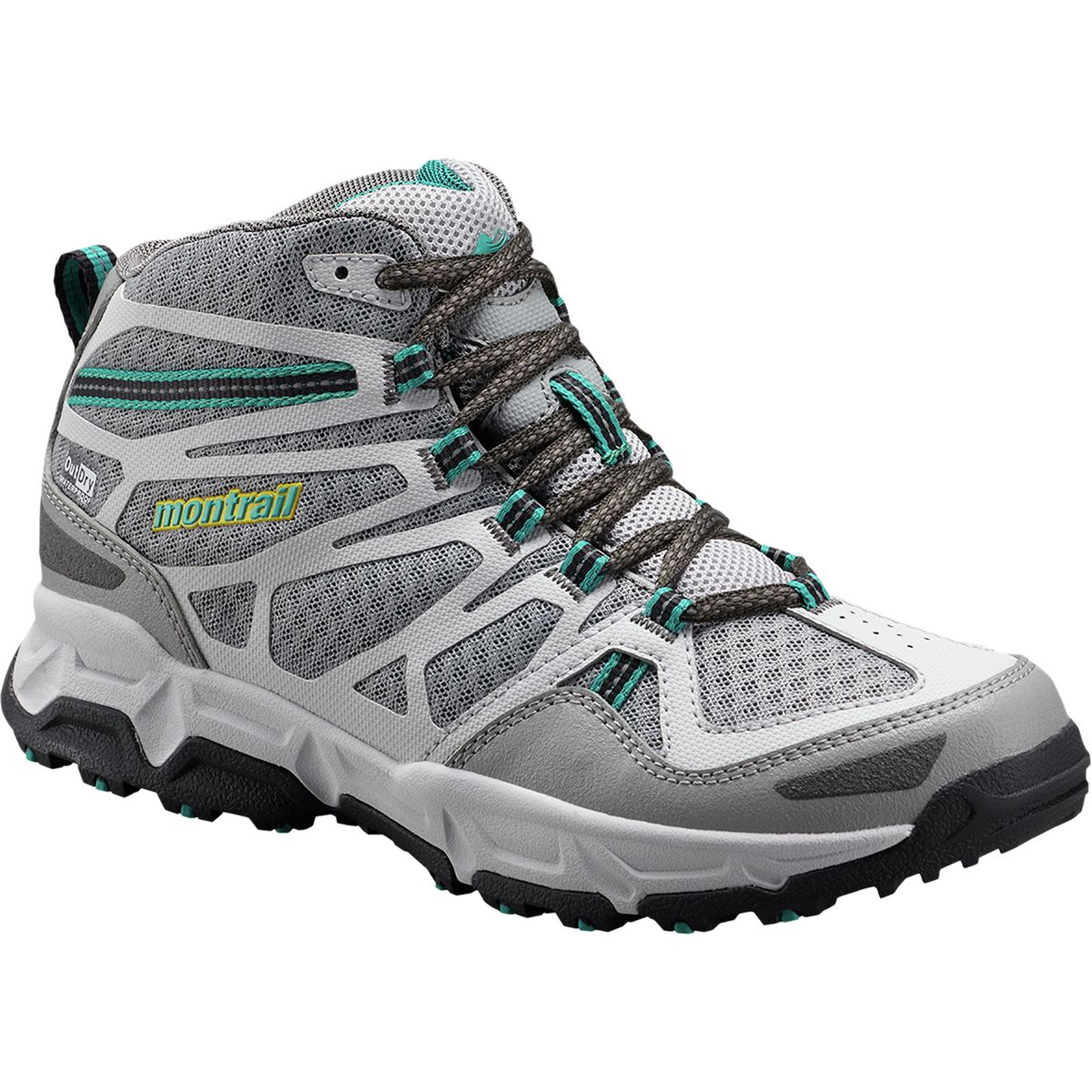 Perfect HiTec Womens WN Logan Mid WP Hiking Boot, CharcoalCool GreyLichen, 8 M US &gt&gt&gt Be Sure To Check  We Tested This Years Crop Of Hiking And Backpacking Footwear To Find The Best Hiking Boots, Trail Runners, And Other