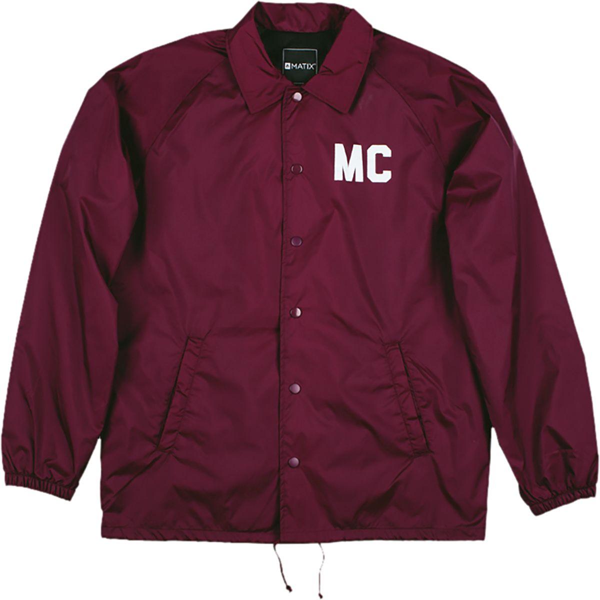 Matix League Coaches Thermal Jacket - Men