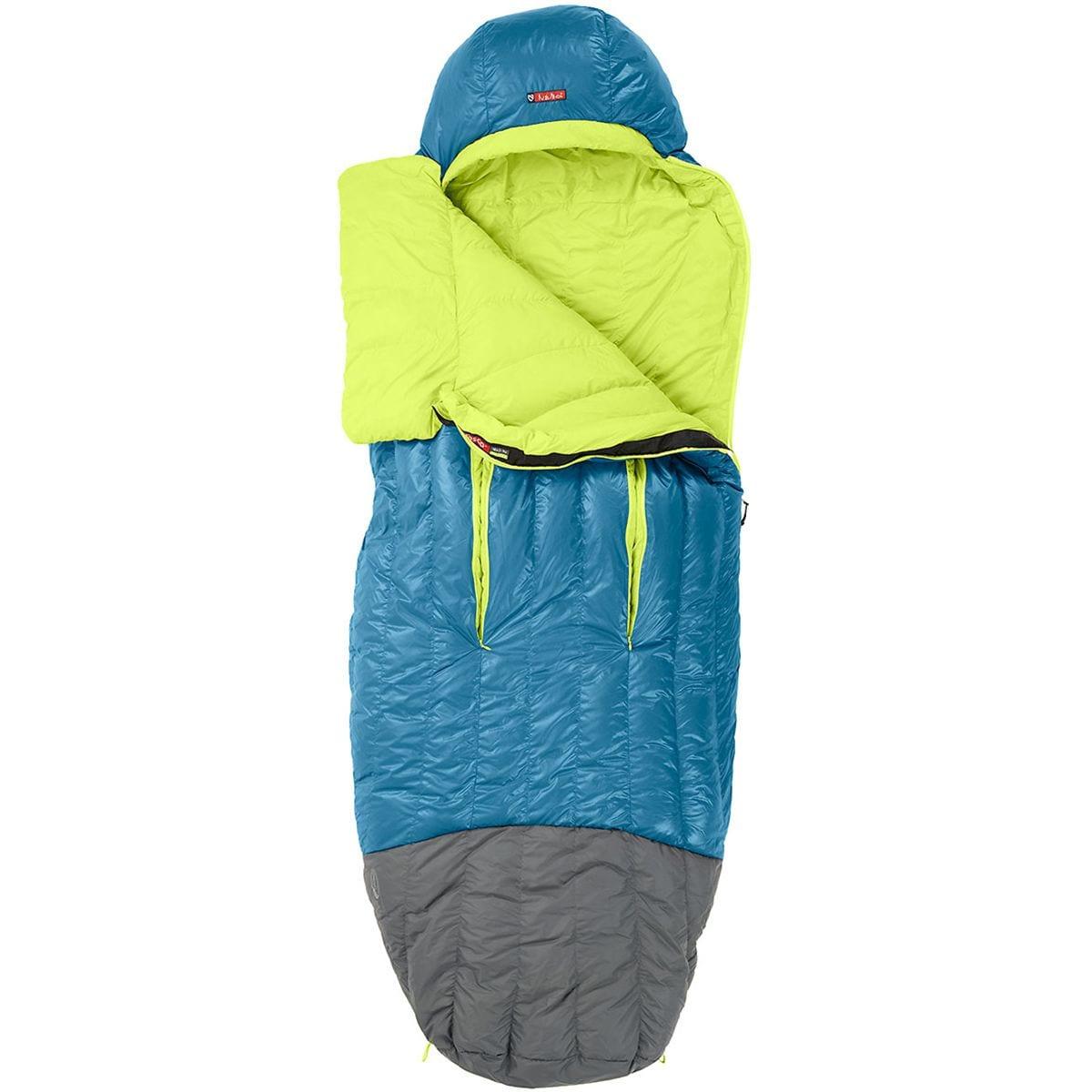 NEMO Equipment Inc. Disco 15 Sleeping Bag: 15 Degree Down One Color, Regular