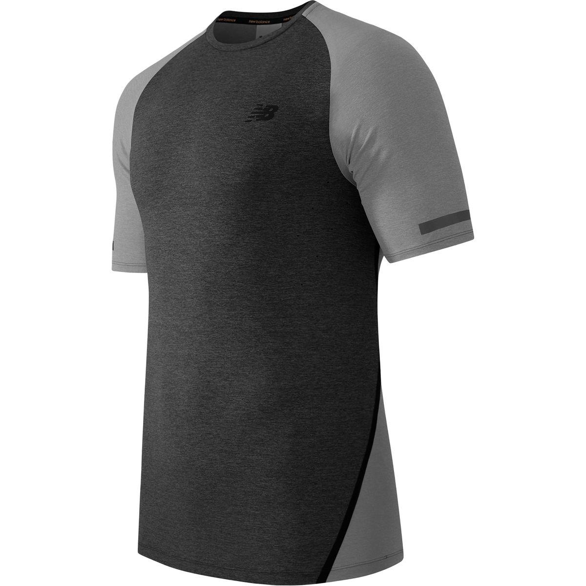New Balance Trinamic Shirt - Short-Sleeve - Men