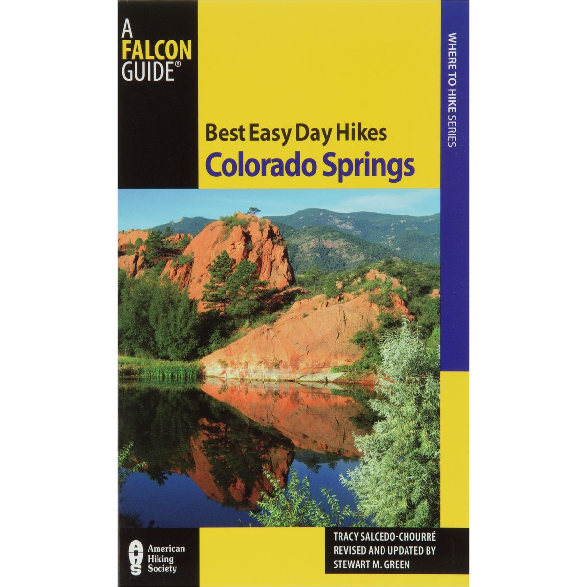 National Geographic Best Easy Day Hikes: Colorado Springs