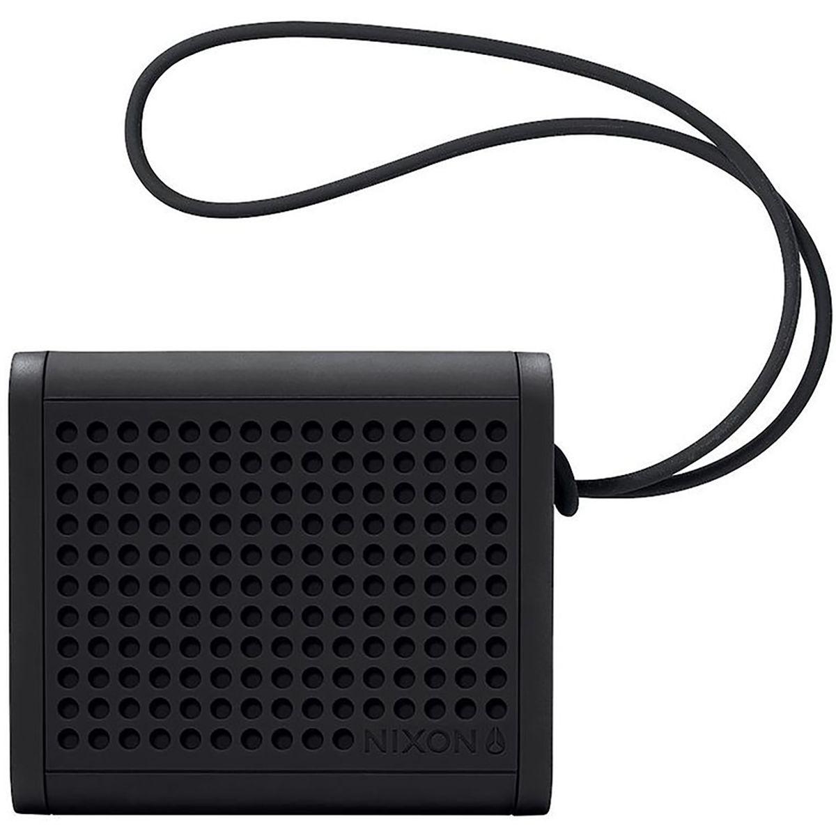 Nixon Mini Blaster Wireless Speaker Black, One Size