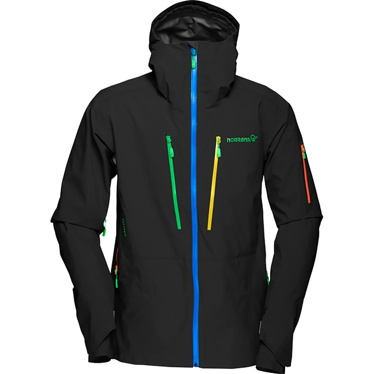 photo: Norrona Lofoten Gore-Tex Pro Shell Jacket waterproof jacket