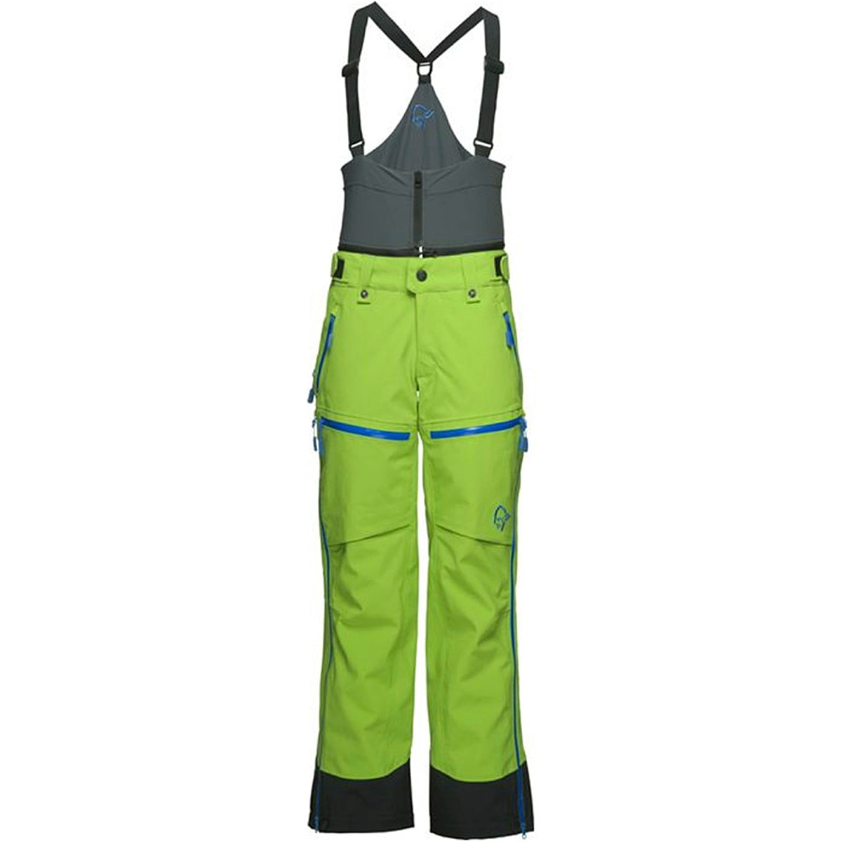 photo: Norrona Girls' Lofoten Gore-Tex Primaloft Pant