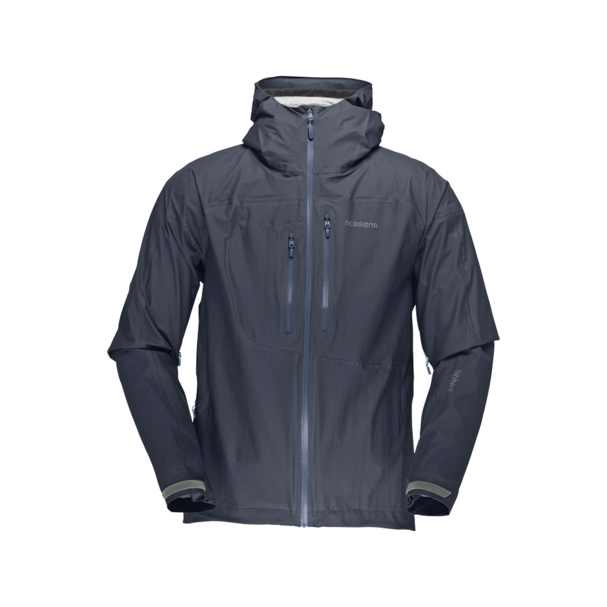 photo: Norrona Men's Bitihorn Dri1 Jacket waterproof jacket