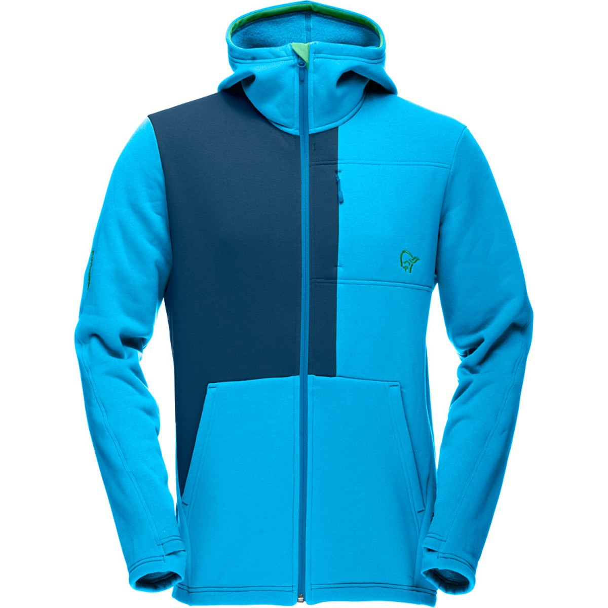 Norrona Narvik Warm2 Stretch Zip Hood