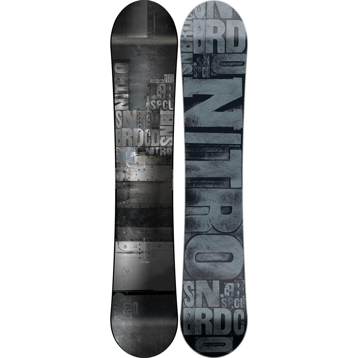 Nitro 38 Special Snowboard One Color 158cm