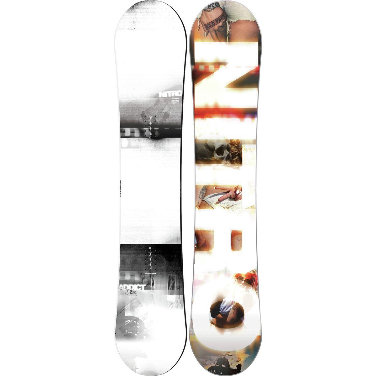 Nitro Addict Snowboard One Color 152cm