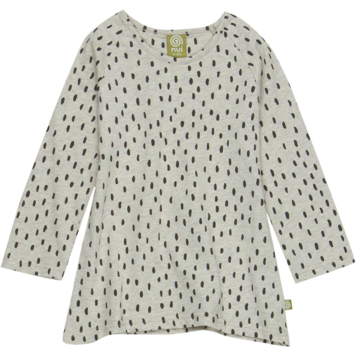 Nui Organics Celeste T Shirt  Long Sleeve  Toddler Girls